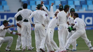 Pakistan achieve number-one Test rank for the first time