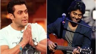 OMG! Salman Khan finally wants Arijit Singh to sing for Kabir Khan's Tubelight!