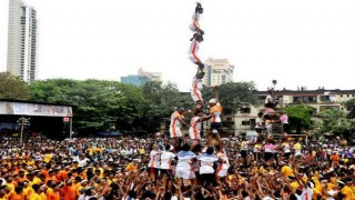 Supreme Court 'No' to lifting cap on height of 'Dahi-handi' pyramid