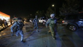 Hours-long attack on Kabul American university kills 16