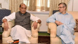 Srinagar visit: Home Minister Rajnath Singh to hold meeting with Jammu and Kashmir Civil Societies, Chief Minister Mehbooba Mufti today