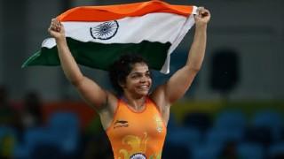 Grand welcome awaits Olympics medaliist Sakshi Malik