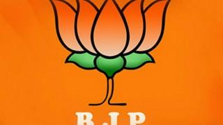 BJP worker lathi-charged by police in Uttar Pradesh