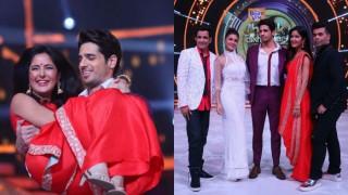 Jhalak Dikhhla Jaa 9: Katrina Kaif & Sidharth Malhotra ko Baar Baar Dekho on the dance show!