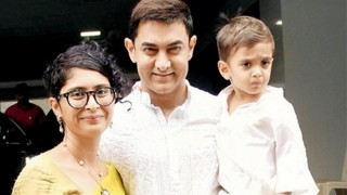 Aamir Khan ready to back film on surrogacy, happy with son Azad Rao Khan