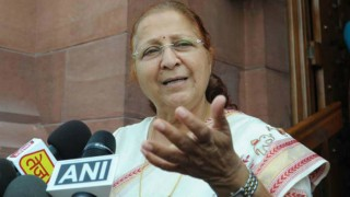 Speaker's Research Initiative also played role in GST bill passage: Sumitra Mahajan
