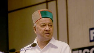 Himachal Pradesh Assembly: Ruckus over CBI charge-sheet against Chief Minister Virbhadra Singh